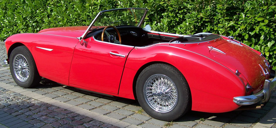 Sports Cars Made In England